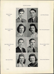 Page 12, 1945 Edition, Portlock High School - Pioneer Yearbook (Norfolk, VA) online yearbook collection