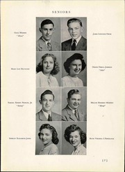 Page 13, 1945 Edition, Portlock High School - Pioneer Yearbook (Norfolk, VA) online yearbook collection