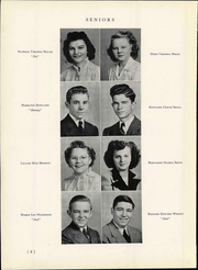 Page 14, 1945 Edition, Portlock High School - Pioneer Yearbook (Norfolk, VA) online yearbook collection