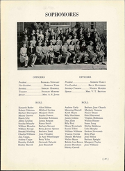 Page 17, 1945 Edition, Portlock High School - Pioneer Yearbook (Norfolk, VA) online yearbook collection
