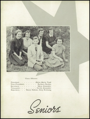 Page 10, 1952 Edition, Battlefield Park High School - Battlefield Yearbook (Ellerson, VA) online yearbook collection