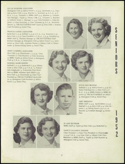 Page 11, 1952 Edition, Battlefield Park High School - Battlefield Yearbook (Ellerson, VA) online yearbook collection