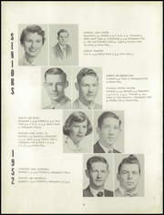 Page 12, 1952 Edition, Battlefield Park High School - Battlefield Yearbook (Ellerson, VA) online yearbook collection