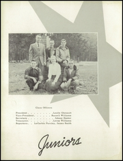 Page 14, 1952 Edition, Battlefield Park High School - Battlefield Yearbook (Ellerson, VA) online yearbook collection