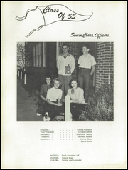 Page 10, 1955 Edition, Battlefield Park High School - Battlefield Yearbook (Ellerson, VA) online yearbook collection