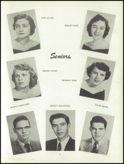 Page 11, 1955 Edition, Battlefield Park High School - Battlefield Yearbook (Ellerson, VA) online yearbook collection