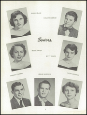 Page 12, 1955 Edition, Battlefield Park High School - Battlefield Yearbook (Ellerson, VA) online yearbook collection