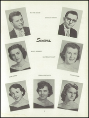 Page 13, 1955 Edition, Battlefield Park High School - Battlefield Yearbook (Ellerson, VA) online yearbook collection