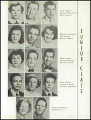Page 15, 1955 Edition, Battlefield Park High School - Battlefield Yearbook (Ellerson, VA) online yearbook collection