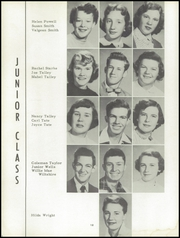 Page 16, 1955 Edition, Battlefield Park High School - Battlefield Yearbook (Ellerson, VA) online yearbook collection