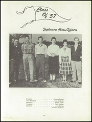 Page 17, 1955 Edition, Battlefield Park High School - Battlefield Yearbook (Ellerson, VA) online yearbook collection