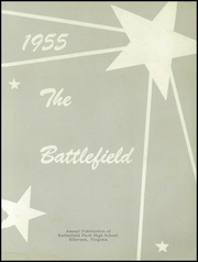 Page 5, 1955 Edition, Battlefield Park High School - Battlefield Yearbook (Ellerson, VA) online yearbook collection