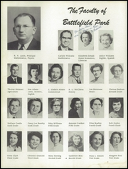 Page 8, 1955 Edition, Battlefield Park High School - Battlefield Yearbook (Ellerson, VA) online yearbook collection
