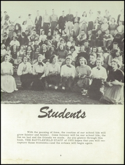 Page 9, 1955 Edition, Battlefield Park High School - Battlefield Yearbook (Ellerson, VA) online yearbook collection