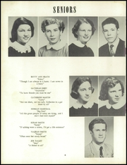 Page 12, 1956 Edition, Battlefield Park High School - Battlefield Yearbook (Ellerson, VA) online yearbook collection