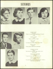 Page 13, 1956 Edition, Battlefield Park High School - Battlefield Yearbook (Ellerson, VA) online yearbook collection