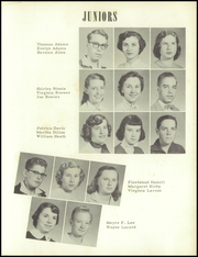 Page 15, 1956 Edition, Battlefield Park High School - Battlefield Yearbook (Ellerson, VA) online yearbook collection