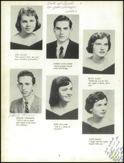 Page 10, 1958 Edition, Battlefield Park High School - Battlefield Yearbook (Ellerson, VA) online yearbook collection