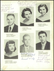 Page 11, 1958 Edition, Battlefield Park High School - Battlefield Yearbook (Ellerson, VA) online yearbook collection