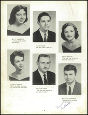 Page 12, 1958 Edition, Battlefield Park High School - Battlefield Yearbook (Ellerson, VA) online yearbook collection