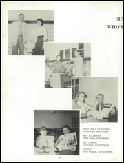 Page 14, 1958 Edition, Battlefield Park High School - Battlefield Yearbook (Ellerson, VA) online yearbook collection