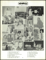 Page 16, 1958 Edition, Battlefield Park High School - Battlefield Yearbook (Ellerson, VA) online yearbook collection