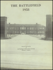 Page 5, 1958 Edition, Battlefield Park High School - Battlefield Yearbook (Ellerson, VA) online yearbook collection
