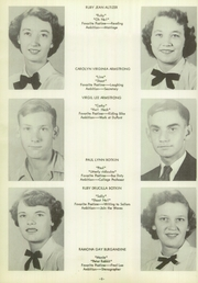 Page 10, 1953 Edition, Churchville High School - Globe Yearbook (Churchville, VA) online yearbook collection