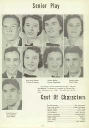Page 17, 1953 Edition, Churchville High School - Globe Yearbook (Churchville, VA) online yearbook collection