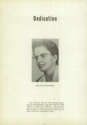 Page 6, 1953 Edition, Churchville High School - Globe Yearbook (Churchville, VA) online yearbook collection