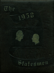 1958 Edition, Washington Henry High School - Statesmen Yearbook (Ellerson, VA)