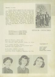 Page 13, 1951 Edition, Burkeville High School - Bridge Yearbook (Burkeville, VA) online yearbook collection