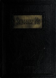 Mount Sidney High School - Sidney Hi Yearbook (Mount Sidney, VA) online yearbook collection, 1930 Edition, Page 1