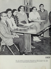 Page 10, 1961 Edition, Craigsville High School - Blue Tornado Yearbook (Craigsville, VA) online yearbook collection