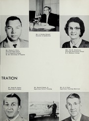 Page 13, 1961 Edition, Craigsville High School - Blue Tornado Yearbook (Craigsville, VA) online yearbook collection