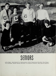 Page 17, 1961 Edition, Craigsville High School - Blue Tornado Yearbook (Craigsville, VA) online yearbook collection