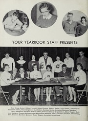 Page 6, 1961 Edition, Craigsville High School - Blue Tornado Yearbook (Craigsville, VA) online yearbook collection