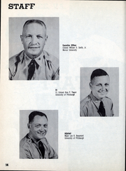 Page 17, 1955 Edition, ROTC Summer Camp - Yearbook (Fort Lee, VA) online yearbook collection