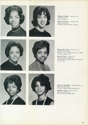 Hampton University - Hamptonian Yearbook (Hampton, VA) online yearbook collection, 1965 Edition, Page 79