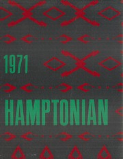 1971 Edition, Hampton University - Hamptonian Yearbook (Hampton, VA)