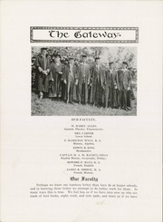 Page 12, 1924 Edition, Stuyvesant High School - Gateway Yearbook (Warrenton, VA) online yearbook collection