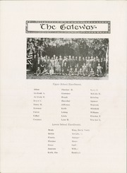 Page 14, 1924 Edition, Stuyvesant High School - Gateway Yearbook (Warrenton, VA) online yearbook collection