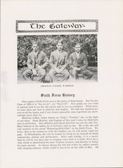 Page 17, 1924 Edition, Stuyvesant High School - Gateway Yearbook (Warrenton, VA) online yearbook collection
