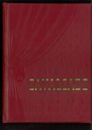 Page 1, 1954 Edition, Lincoln High School - Cavalcade Yearbook (Lincoln, VA) online yearbook collection
