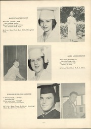 Page 15, 1954 Edition, Lincoln High School - Cavalcade Yearbook (Lincoln, VA) online yearbook collection
