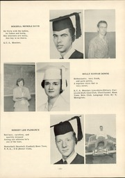 Page 17, 1954 Edition, Lincoln High School - Cavalcade Yearbook (Lincoln, VA) online yearbook collection