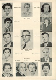 Page 9, 1954 Edition, Lincoln High School - Cavalcade Yearbook (Lincoln, VA) online yearbook collection