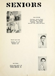 Page 15, 1945 Edition, Osbourne High School - Hi Jacket Yearbook (Manassas, VA) online yearbook collection