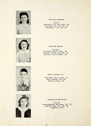 Page 16, 1945 Edition, Osbourne High School - Hi Jacket Yearbook (Manassas, VA) online yearbook collection