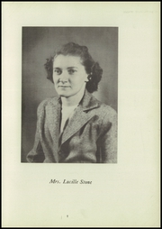 Page 11, 1947 Edition, Osbourne High School - Hi Jacket Yearbook (Manassas, VA) online yearbook collection